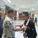Atlet Karateka Aceh Berjaya di Open Karateka Internasional