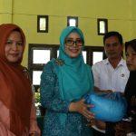TP-PKK Aceh Serahkan Bantuan Sosial di Aceh Besar