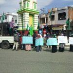 HMI Abdya Kecam Penindasan Muslim Uighur