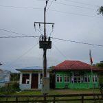 Diduga Tegangan Listrik Tinggi,  Peralatan Elekteonik warga Kota Batu Terbakar
