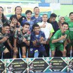 PT Mifa Sponsor Turnamen Futsal IPELMABAR
