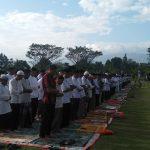 Ribuan Warga Aceh Besar Laksanakan Salat Istisqa