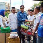 Rumah Dan Kios Terbakar di Aceh Utara