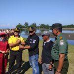 Polres Abdya Tanam 1500 Mangrove di Pesisir Lama Tuha