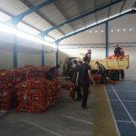 1.835 Karung Bawang Ilegal Disita Bea Cukai Aceh