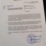 Bupati Aceh Besar Surati Menhub, Tutup Sementara Bandara SIM