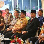 Sekda Hadiri Pisah Sambut Kepala Kanwil Kemenkum Ham Aceh