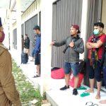 Pemkab Aceh Besar Pindahkan Delapan Pemuda yang Mengisolasi diri di Jalin ke JSC