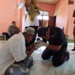 Bupati Aceh Jaya Serahkan Bantuan Aslureti Tahap Pertama