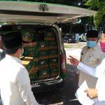 150 Paket Pembersih Lantai Disalurkan ke Masjid di Aceh Besar