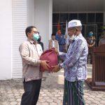 Ribuan Paket Sembako Disalurkan Kepada Masyarakat Terdampak Covid-19 di Aceh Besar