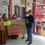 Medco Bantu Mesker Untuk Wartawan dan Rumah Sakit