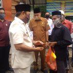 Pasar Murah di Aceh Besar Mulai Digelar Sesuai Protokol Covid-19