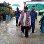 Bupati Aceh Besar Kunjungi Kawasan Terdampak Banjir