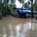 Sungai Meluap, Aceh Timur Tetendam