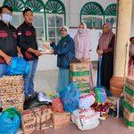 HPBM Banda Aceh Salurkan Bantuan Kepada Korban Banjir Bandang