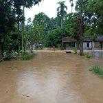 Banjir Luapan Rendam Ratusan Rumah Warga Abdya