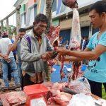 Harga Daging di Abdya Capai Rp.200 Ribu Per Kg