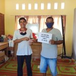 Seratusan Warga Desa Padang Terima Dana BLT
