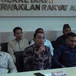 Ketua DPRA Minta Fasilitas untuk Pasien Suspect Covid-19 di RSUDZA Dioptimalkan