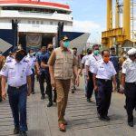 Plt Gubernur Aceh Pastikan Kelancaran Pengiriman Logistik ke Sabang