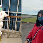Gadis Abdya Jadi Relawan Covid-19 di Jakarta