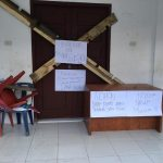 Warga Kedai Susoh Kecewa, Kantor Desa Disegel