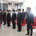 Pejabat Eselon II, III dan IV Abdya Dirotasi