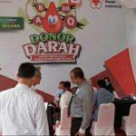 KPO Bank Aceh Syariah Kumpulkan 60 Kantong Darah