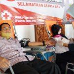 Donor Darah di DPRA Jadi Rutinitas Setiap Dua Bulan Sekali