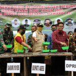 Aceh Besar Peringkat Pertama Indeks Ketahanan Pangan se-Kabupaten di Aceh