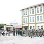 Dinyatakan Sembuh, Pejabat Satpol PP-WH Aceh Lakukan Isolasi Mandiri