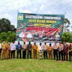 Bupati Aceh Besar Ajak Masyarakat Lamteuba Jaga Seulawah Untuk Kemakmuran