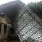 Imbas Angin Kencang, 17 Unit Rumah Warga Abdya Rusak