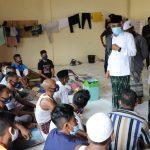 ASN dan Guru di Aceh Besar Bantu Pengungsi Rohingya