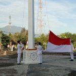 Upacara Peringatan HUT RI ke-75 di Aceh Besar Berlangsung Khidmat