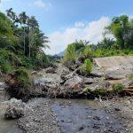 Irigasi Krueng Pantoe Jebol, Ratusan Hektare Sawah Terancam Kekeringan