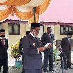 Pemkab Aceh Jaya Gelar Upacara Hardikda ke-61