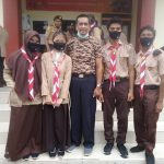 Empat Anggota Pramuka Abdya Lulus Jambore Asia Fasifik