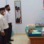 Asisten Pemerintahan Setdakab Abdya Lantik Tiga Pj Keuchik