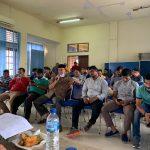 Askab PSSI Aceh Besar Godok Nama-Nama Pengurus