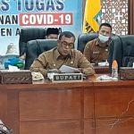 Bupati Buka Pelatihan Daring IGI Aceh Jaya