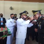 Kodim 0110/Abdya Rayakan Hari Jadi, Personel Polres Berikan Kejutan