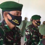 Belasan Personel Kodim 0110/Abdya Naik Pangkat