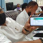 PNS Abdya Antusias Manfaatkan Aplikasi Mobile JKN