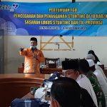 BKKBN dan DP3KB Bener Meriah Gelar FGD Penanganan Stunting