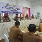 Aceh Besar Memulai Musim Tanam Rendeng Tahun 2020