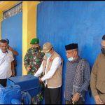 Bupati Aceh Besar Lepas Air Musim Tanam Rendengan 2020