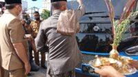 Bupati Aceh Besar Luncurkan Bus Trans Jantho