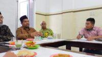 Bertemu Bupati Bahas Entrepreneur, Rasidi Jaya: Kami Membutuhkan Support
